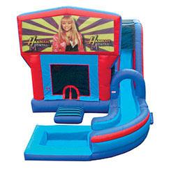 Hannah Montana Jump-N-Splash