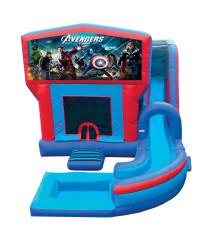 Avenger Jump-N-Splash