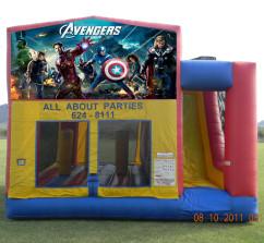 Avengers Combo 1