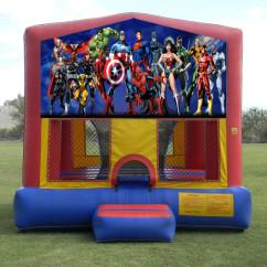 Superheros Modular 1